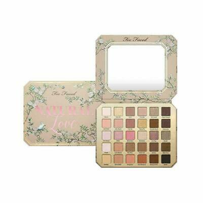 NEW TOO FACED Natural Love Ultimate Neutral Eye Shadow Palette BNIB 100% Auth