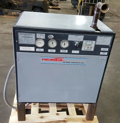 PneumaTech Non-Cycling Refrigerated Air Dryer AD-250 480 Volt 3 Phase 60 Hz