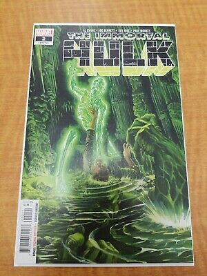 Immortal Hulk #2 1St Print 1St Appearance Of Dr. Frye Alex Ross See Pics