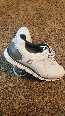 NEW Footjoy Pro SL 10.5 XW golf shoes
