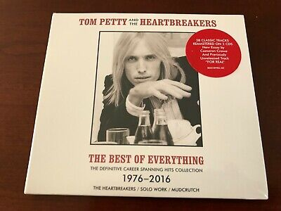Tom Petty & The Heartbreakers - The Best Of Everything (2 CDs) NEW
