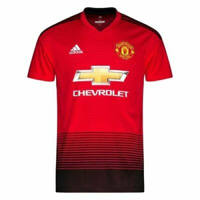 Manchester United Home Away Shirt with SHORTS 2018/19 BNWT Adult Size Mega Sale