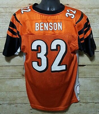 62ec3c4e YOUTH REEBOK/NFL CHICAGO Bears, Cedric Benson #32 Football Jersey ...