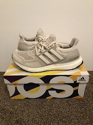 82005f207 NEW Adidas LTD Ultra BOOST 1.0 Cream White - BB7802 2018 Release DS LIMITED