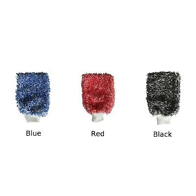 1pcs 3 Colors Multi-function Car Cleaning Ultra Soft Microfiber Car Wash Gloves