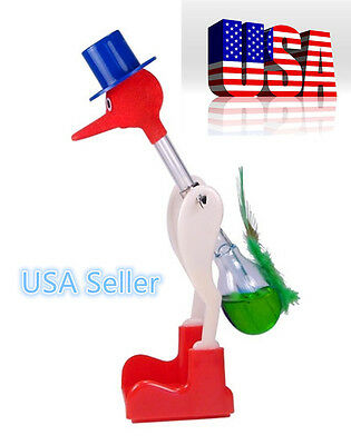 The Famous Drinking Bird By USA SELLER -HNDtek
