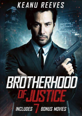 Brotherhood of Justice: Includes 7 Bonus Movies (DVD) - **DISC ONLY**