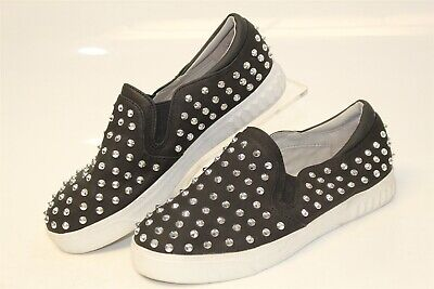 15207b287 Circus by Sam Edelman MISMATCH 7 6.5 M Womens Carlson NEW Studded Slip On  Shoes
