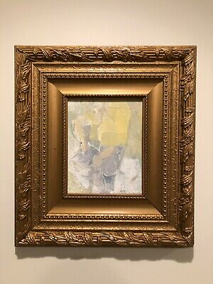Antique Venice Impressionist Oil Painting Signed by S.R. Torello (listed artist)