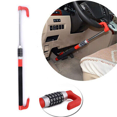 Scalable Car Anti Theft Steering Wheel Lock Car Van Security Device Clutch Lock