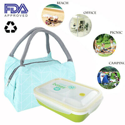 7c80eaedcd2e LUNCH BAG,INSULATED LUNCH Box for Kids/Men/Women/Adults,Thermal ...
