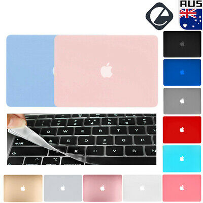 For 2018 New MacBook Air 13 Inch A1932 Rubberised Hard Shell Case+Keyboard Cover