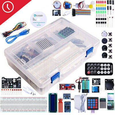 For Arduino UNO R3 Upgraded Version Learning Suite RFID Learning Starter Set Kit
