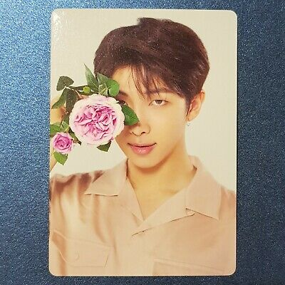 Rm - Official Photocard BTS World Tour Concert Love Your Self Kpop