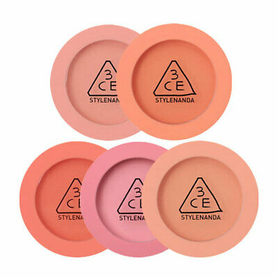 [STYLENANDA] 3CE Mood For Blossom Face Blush (5 colors) - 5.5g