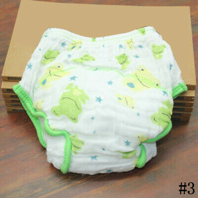 #3 Newborn Baby Reusable Washable Nappies Cover Diaper Infant Adjustable Cloth
