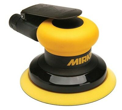 "MIRKA 5"" MR-5 Non-Vacuum Sander with 3/16"" (5mm) Orbit w/ PSA Pad - BRAND NEW!"