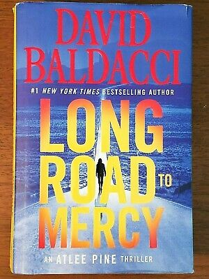 Long Road to Mercy by David Baldacci 2018 Hardcover Book