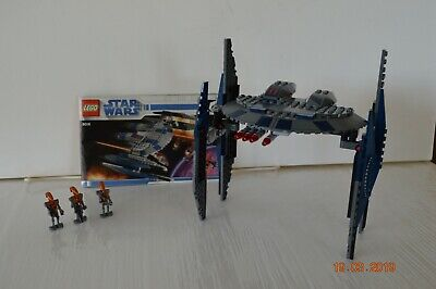 Lego Star Wars Hyena Droid Bomber 8016 Complete Set 1900