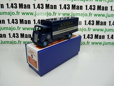 DT75 Voiture réédition DINKY TOYS atlas : 514 Guy Van Lyons Swiss Rolls UK