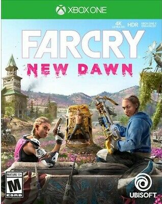 Far Cry New Dawn Xbox One (Download/Leggi Descrizione)