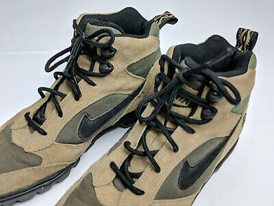 2f88608a363 VINTAGE 90S NIKE ACG Hiking Boots women's 8.5US 6UK 40EUR 25.5cm trail ankle