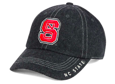 pretty nice 545ce f2193 North Carolina State Wolfpack Top of the World NCAA Strapback Hat  Adjustable Cap