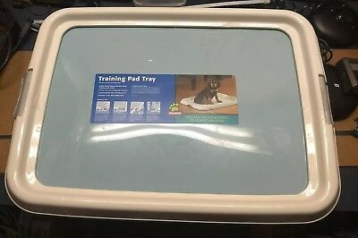 New TOP PAW Puppy Dog Pet Training Pad Holder Floor Protection potty Tray