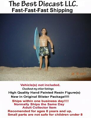 SURFER CASEY FIGURE For 1:24 Scale Models by American