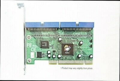 SIIG ULTRAATA100 PCI DRIVERS PC