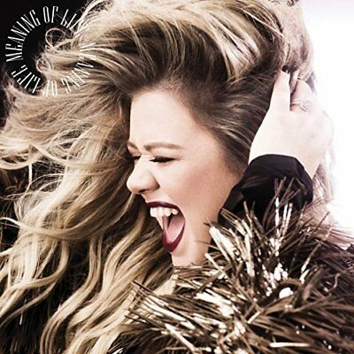 KELLY CLARKSON New Sealed MEANING OF LIFE VINYL RECORD