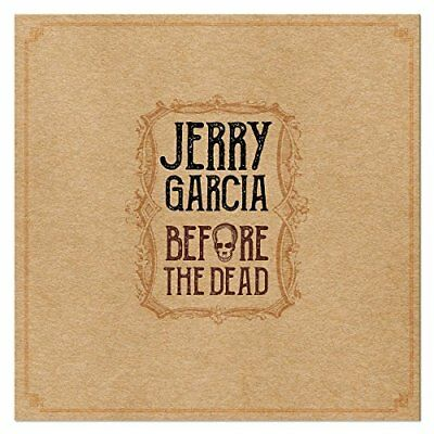 JERRY GARCIA New Sealed BEFORE THE GRATEFUL DEAD 5 VINYL RECORD BOXSET