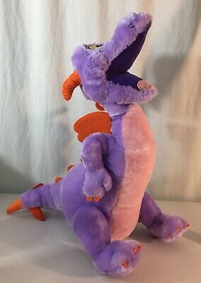 Disney Parks Figment Epcot Dragon Purple Plush Animal Disneyland Walt Disney