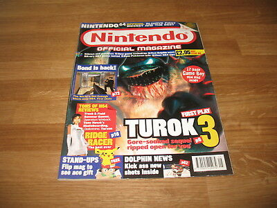 Nintendo official Magazine # 92 issue 92 May 2000 N64