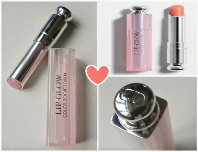 New Christian Addict Dior Lip Glow Balm 1.4g ( 004 Coral ) - RRP £20
