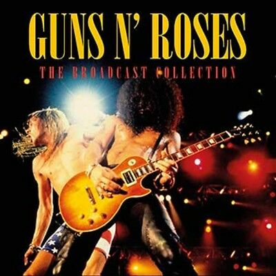 GUNS N ROSES New Sealed Ltd 2019 LIVE CONCERTS 4 VINYL RECORD BOXSET