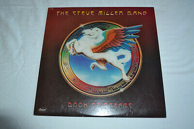 The Steve Miller Band Book of Dreams LP 1977 Capitol SO-11630