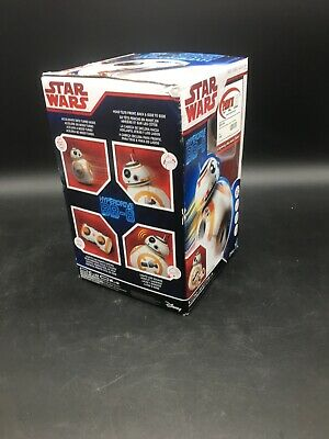NEW BB-8 Hyperdrive Star Wars: The Last Jedi RC Remote Control Robot Droid 2438