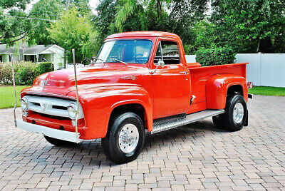 1953 Ford F-100 F100 with Dump Bed with Amazing Restoration