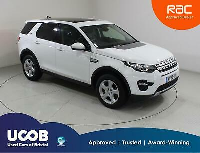 2015 Land Rover Discovery Sport 2.0 Td4 Hse 4X4 5Dr (5 Seats) Estate Diesel