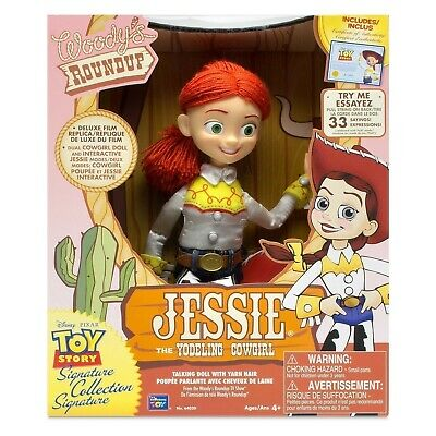 Toy Story Jessie The Yodeling Cowgirl (SPEAKS SPANISH)