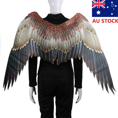Cosplay Festival Party Costume Props Mardi Gras Adult Unisex Angel Eagle Wings
