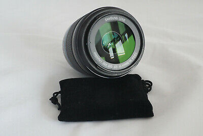 Samsung NX 50-200mm f4.0-5.6 III OIS ED Lens Black Color for NX1 NX20 NX30 NX300