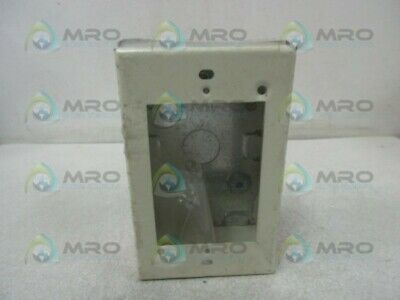 Wiremold V5748 Deep Switch & Receptacle * New No Box *