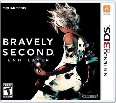 Bravely Second: End Layer (Nintendo 3DS) - Brand New Factory Sealed