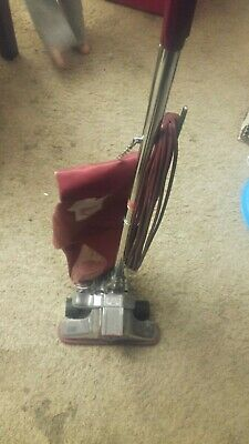 Royal Classic Commercial Quality Metal Upright Vacuum Cleaner 9700 Poor Cond