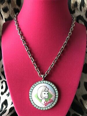Tarina Tarantino HUGE Vintage Retro 60's Barbie Midge Swarovski Crystal Necklace