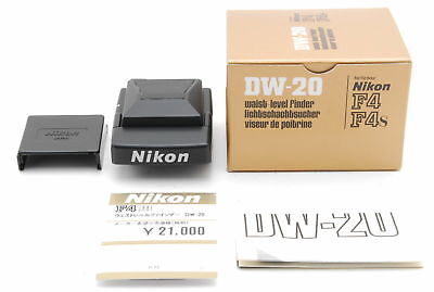 【NEW in Box】Nikon DW-20 Waist Level Finder for Nikon F4 & F4s in Box from JAPAN