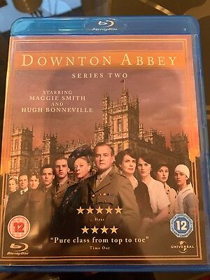 Downton Abbey: Series 2 Blu-ray (2011) Hugh Bonneville