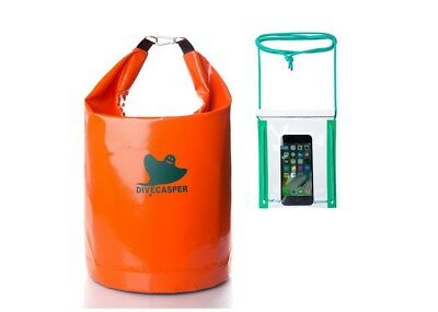 Waterproof Dry Bag For Hiking Fishing Camping for Camera Documents Cell Phone